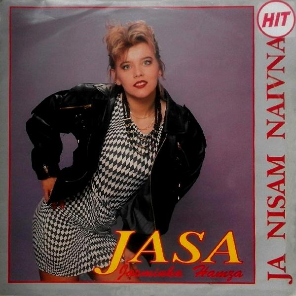 Jasminka Hamza Jasa 1991 a