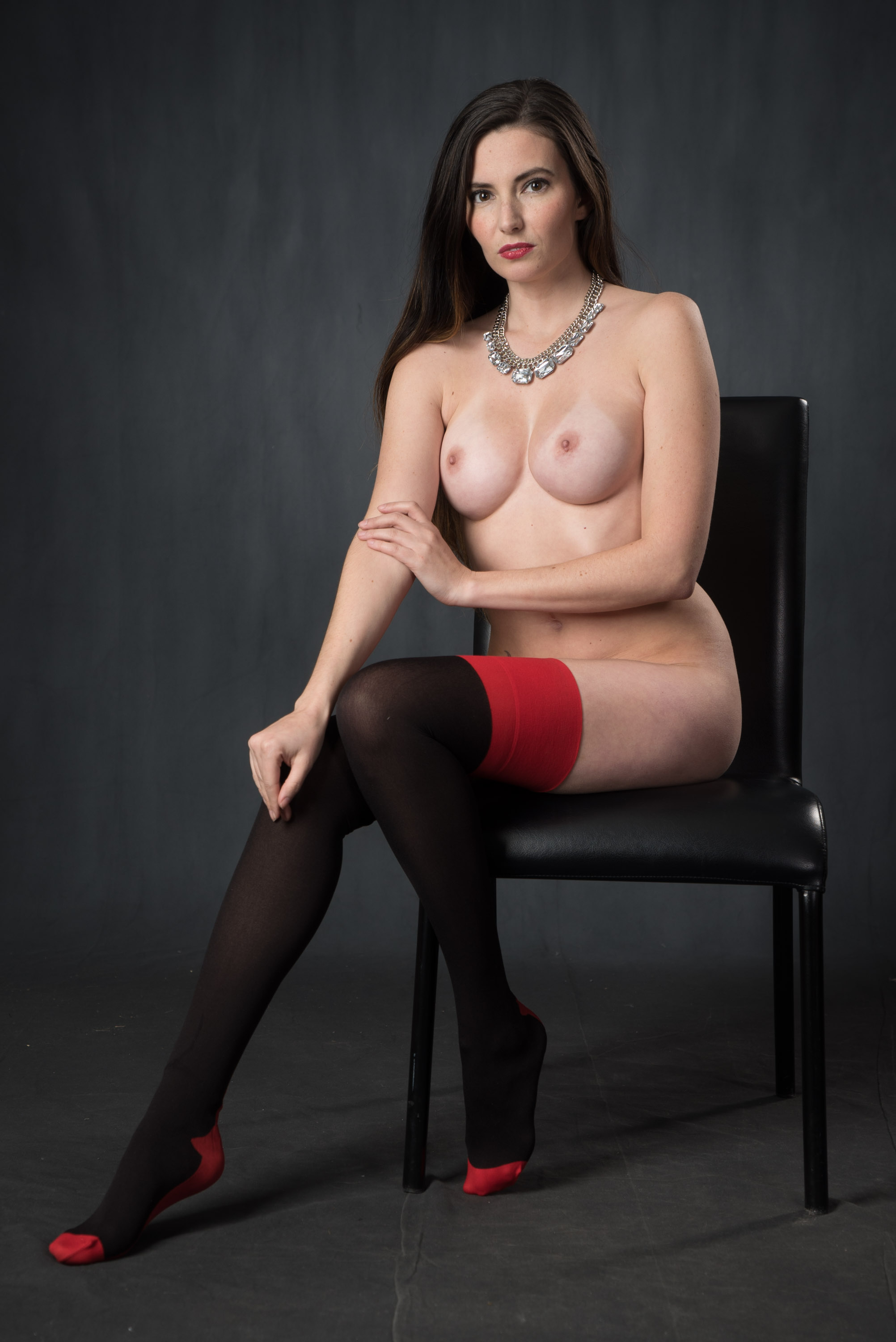 Red Top Stocking 13