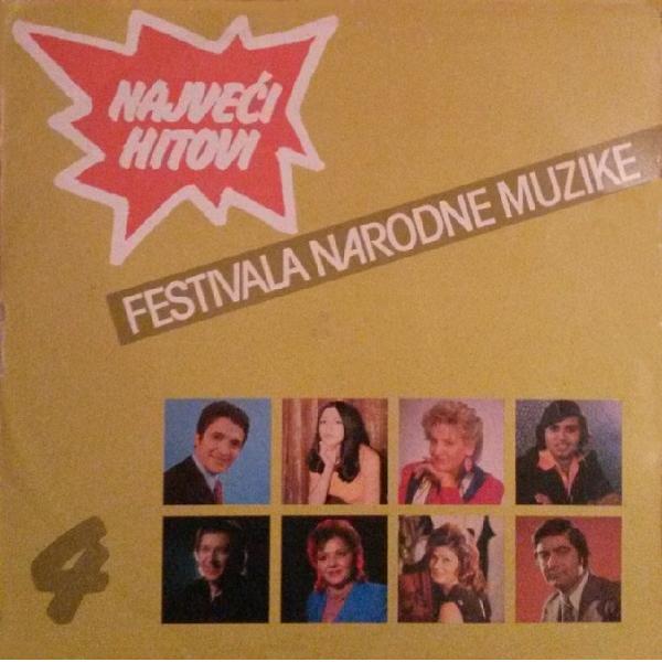 Najveci hitovi festivala narodne muzike 4 a
