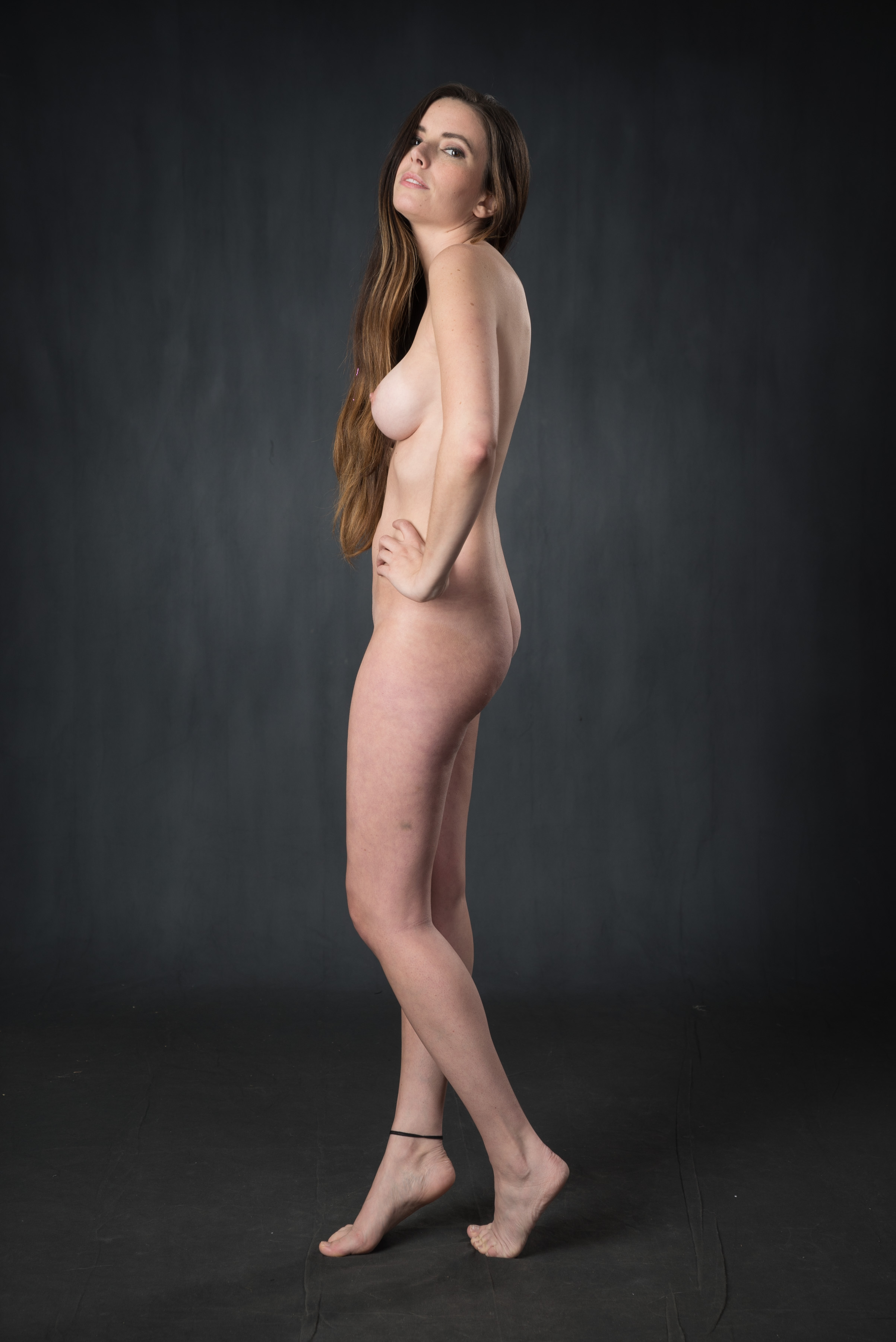 Nude Standing Poses 6