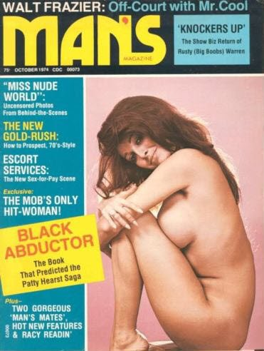 Mans Magazine 1974 10