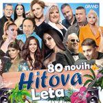 80 Novih Hitova Leta 4 X CD (2019) 41663783_FRONT
