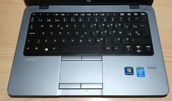 Portátil HP Elitebook 820 G1. i5 +16 GB RAM + 160 GB SSD
